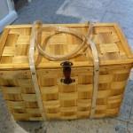 cesta compra con tapa